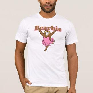 T-shirt Homosexuel velu drôle de coffre d'humour de