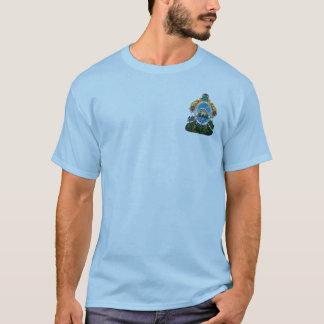 T-shirt honduras_escudo