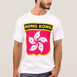 T-SHIRT HONG KONG