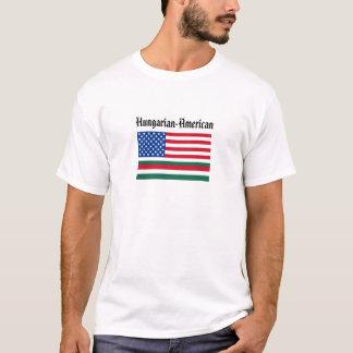 T-shirt Hongrois-Américain