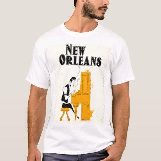 T-shirt Honky Tonk de la Nouvelle-Orléans