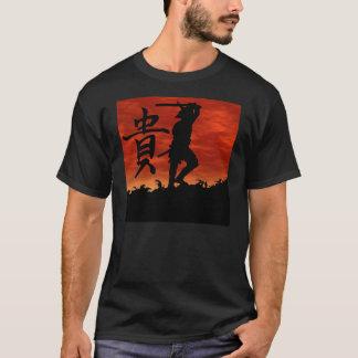T-shirt Honneur samouraï