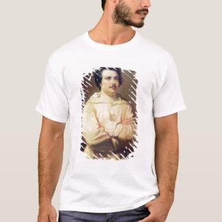 T-shirt Honore de Balzac dans l'habitude de son moine,