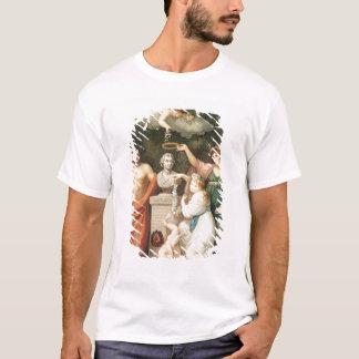 T-shirt Honorer le buste de Linnaeus