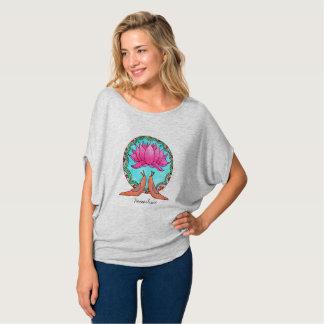 T-shirt Honorer le lingot dans la chemise confortable