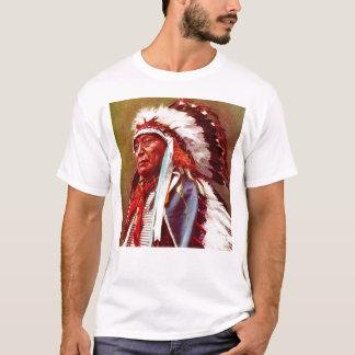 T-shirt Honorer l'histoire de Natif américain