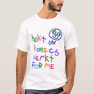 T-shirt hookt sur le fonics