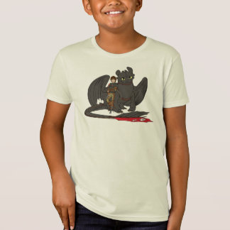T-Shirt Hoquet et édenté
