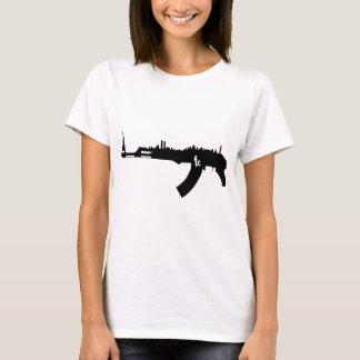 T-shirt Horizon d'AK 47 NY