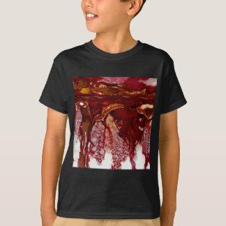 T-shirt horizon d'automne