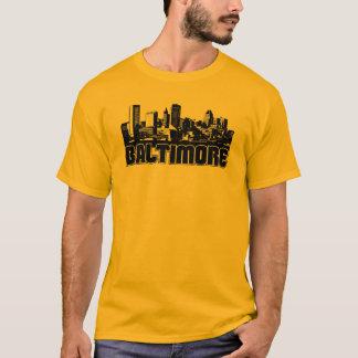 T-shirt Horizon de Baltimore