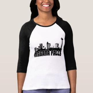 T-shirt Horizon de chutes du Niagara