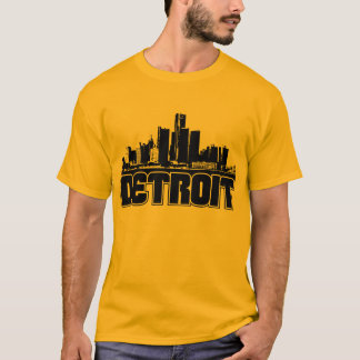 T-shirt Horizon de Detroit