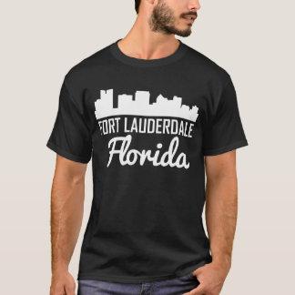 T-shirt Horizon de la Floride de Fort Lauderdale