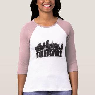 T-shirt Horizon de Miami