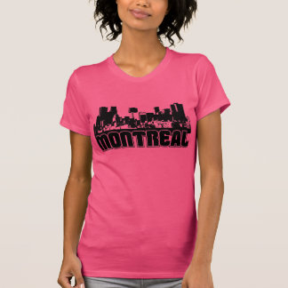 T-shirt Horizon de Montréal