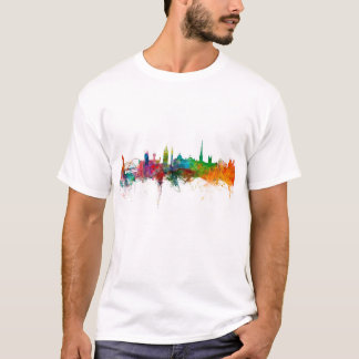 T-shirt Horizon de Newcastle Angleterre