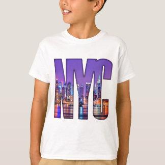 T-shirt Horizon de NYC (foncé)
