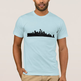 T-shirt Horizon de Seattle
