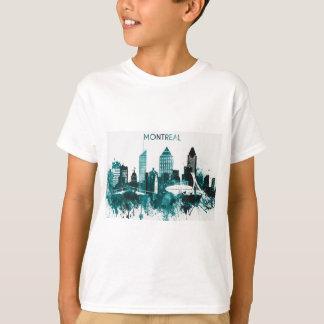 T-shirt Horizon de ville de Montréal