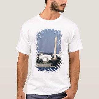 T-shirt Horizon de Washington DC avec le capitol des USA