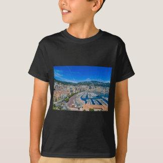 T-shirt Horizon du Monaco