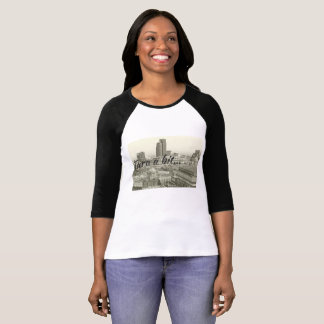T-shirt Horizon et Tara de Birmingham un peu sur le