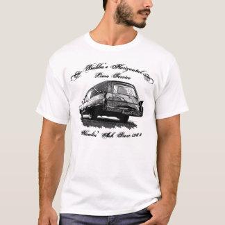 T-shirt horizontal de la limousine de Bubba