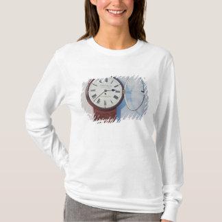T-shirt Horloge de cadran de tronc, Londres, 1850