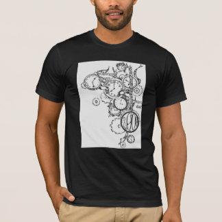 T-shirt Horloge-orama