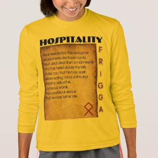 T-shirt Hospitalité de Havamal