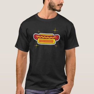 T-shirt Hot-dog