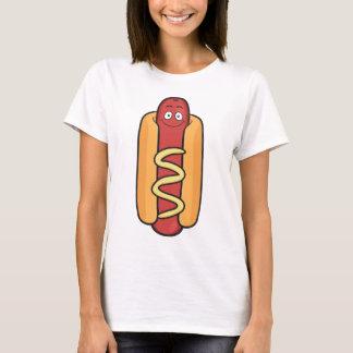 T-shirt Hot-dog Emoji