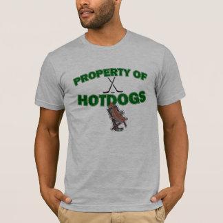 T-shirt Hot-dogs de prince William C League