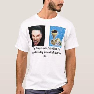 T-shirt hôte de calice, vampire, de Vampiris…