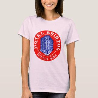 T-shirt Hôtel 1930 Bristol Cuba
