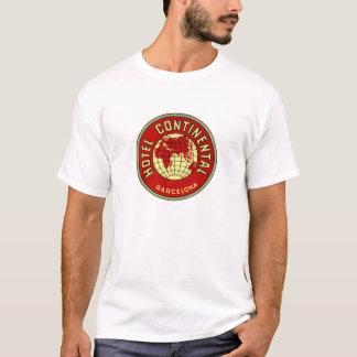 T-shirt Hôtel Continental