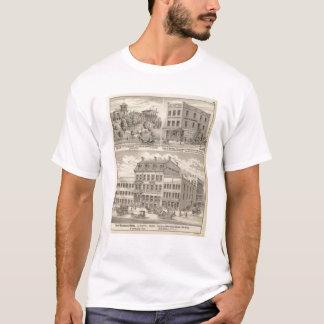 T-shirt Hôtel de Nicholas de saint, La Fayette