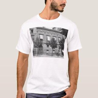 T-shirt Hotel de Pourtales, fin du 19me siècle-tôt