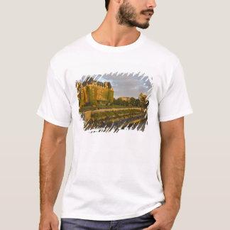 T-shirt Hôtel d'impératrice et bord de mer intérieur de
