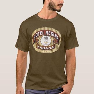 T-shirt Hôtel Regina Habana Cuba