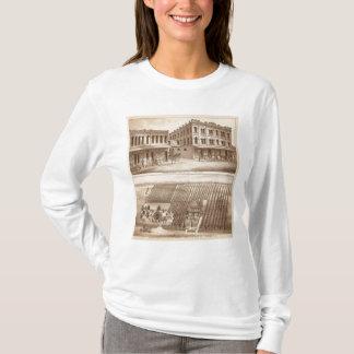 T-shirt Hôtel, vignoble, Tulare