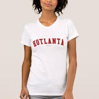 T-shirt Hotlanta