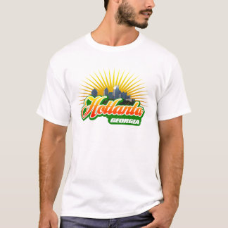 T-shirt Hotlanta la Géorgie