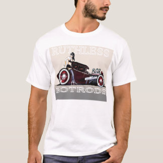T-shirt HotRods impitoyable