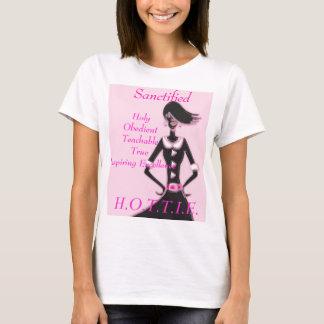 T-shirt HOTTIE sanctifié