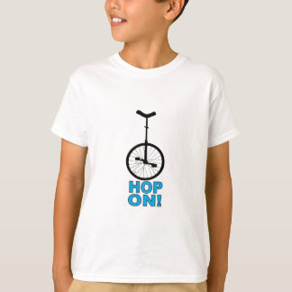 T-shirt Houblon dessus !