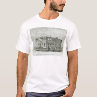 T-shirt House After du Président sa destruction