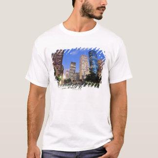 T-shirt Houston du centre, le Texas