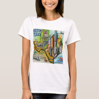 T-shirt Houston TX